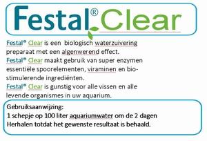 Festal Clear   ml